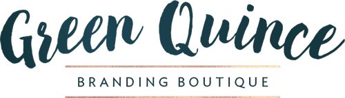 Green Quince Branding Boutique